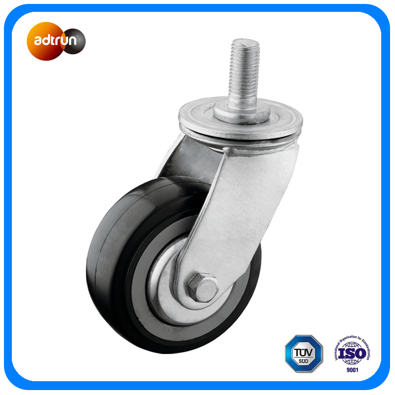 Heavy Duty Thread Stem Casters