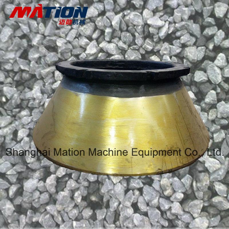 Muti-Hydraulic Cone Crusher Parts/Symons Cone Crusher Parts