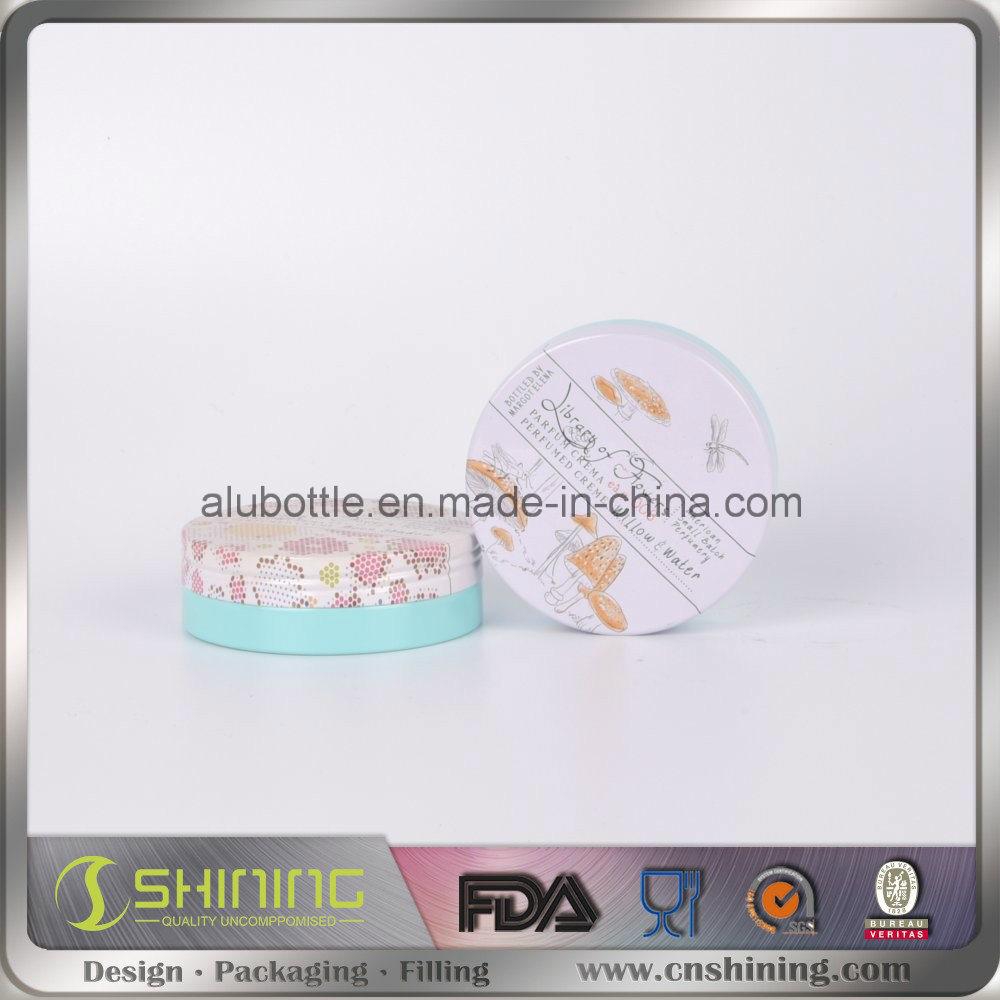Customs Cheap Cosmetic Aluminum Jar