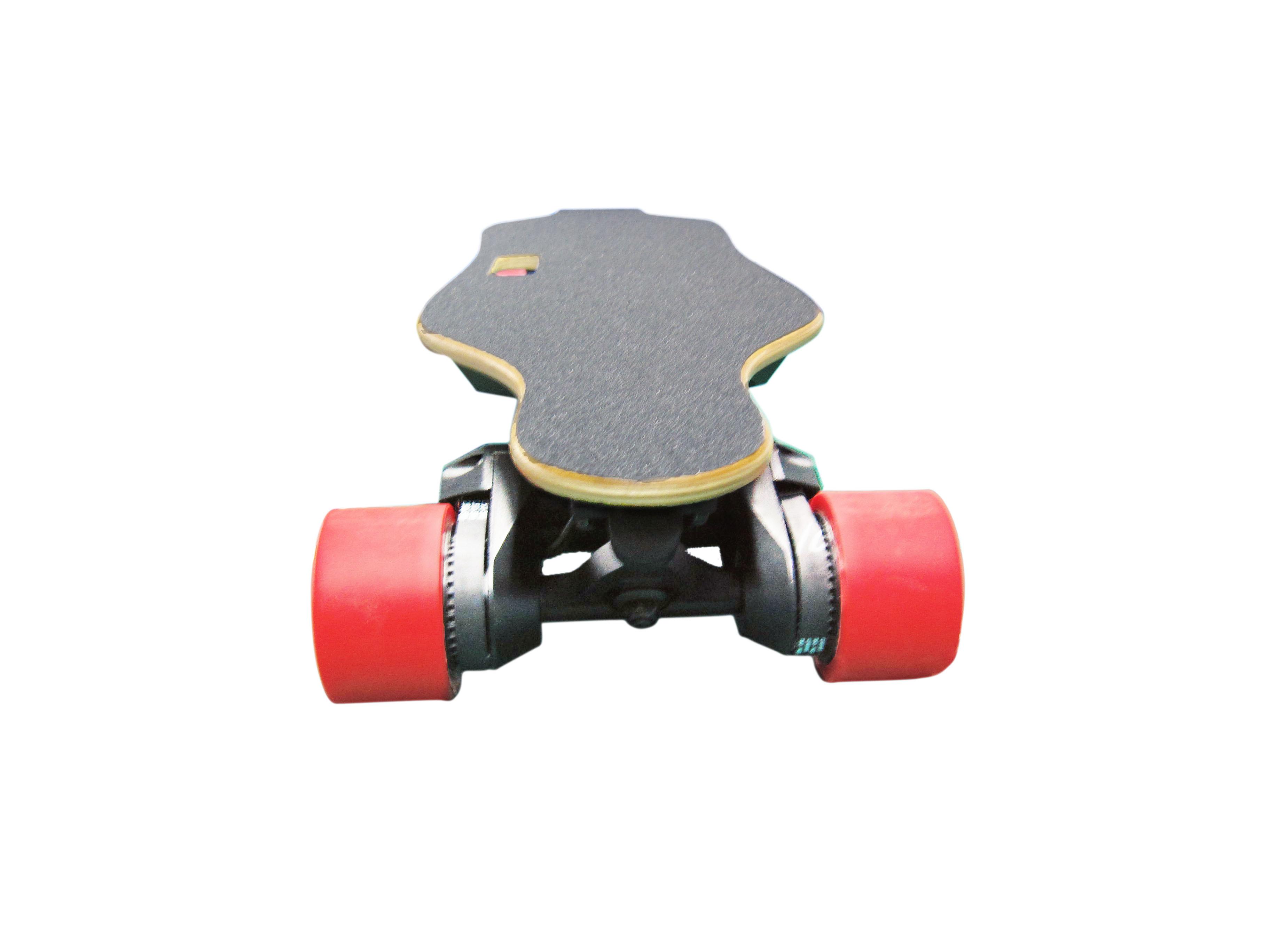 93cm 4 Wheels Electric Skateboard E-Scooter 900W*2