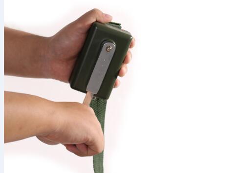 Outdoor Light Portable 30W Hand Generator