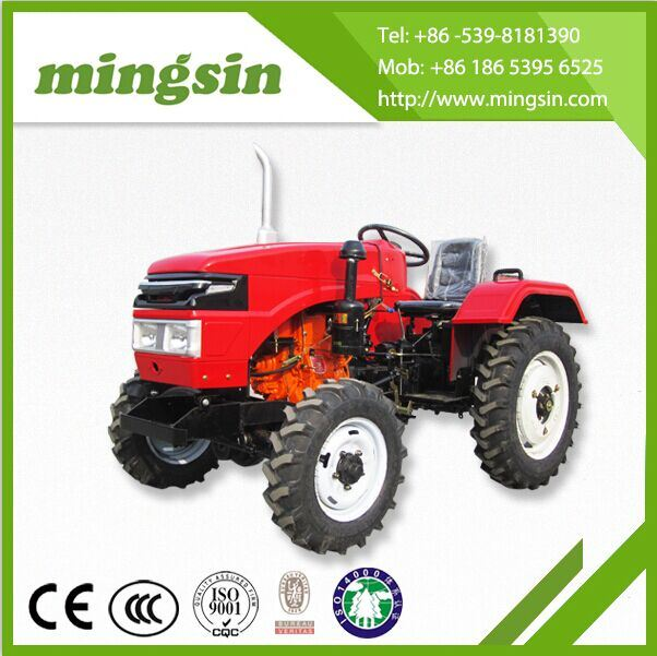 25HP Four Wheel Farm Tractor, Small Wheel Tractor