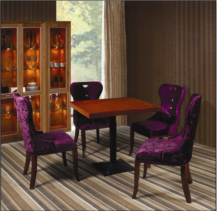 China Hotel Dining Room Sets/Hotel Restaurant Furniture