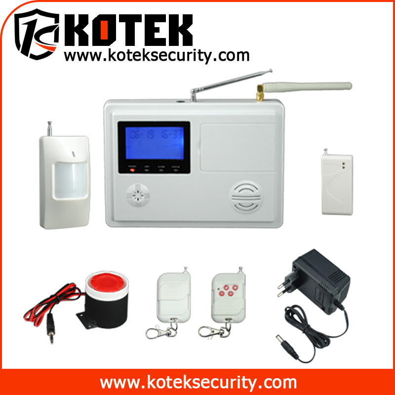 Best home wireless alarm system