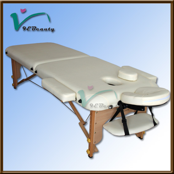 Massage Table/Massage Bed/Wooden Massage Table