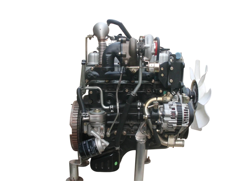 Euroiv-Standard Diesel Engine for Minitrucks