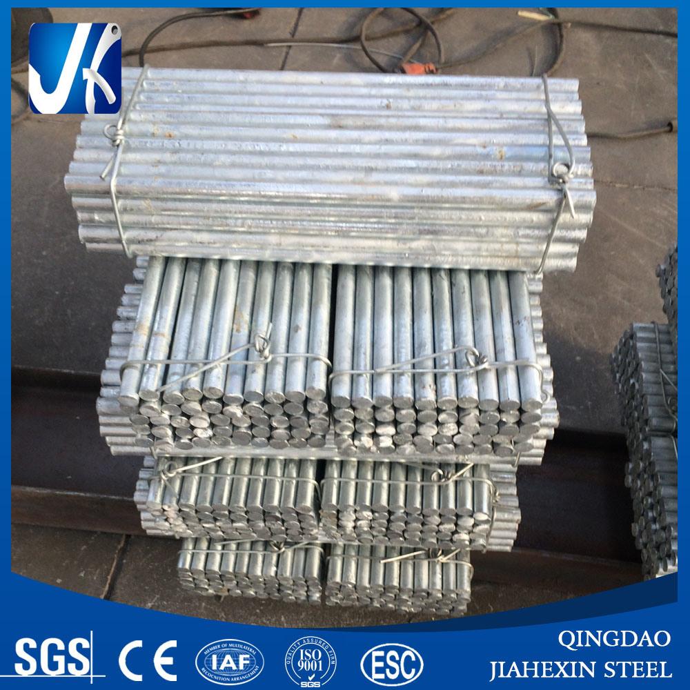 Hot Sale Prime Steel Galvanized Round Bar