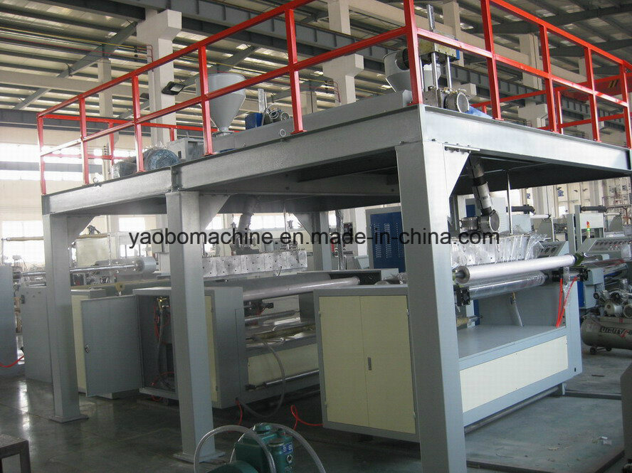Ybpeg-1500 Three Extruder Compound Bubble Film Making Machine