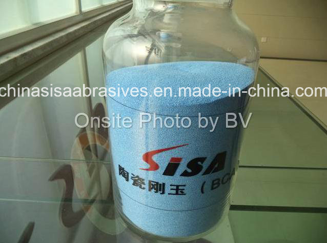 Sisa Bca (Blue Ceramic Abrasive) F16-F180# for Bonded Abrasive Tools