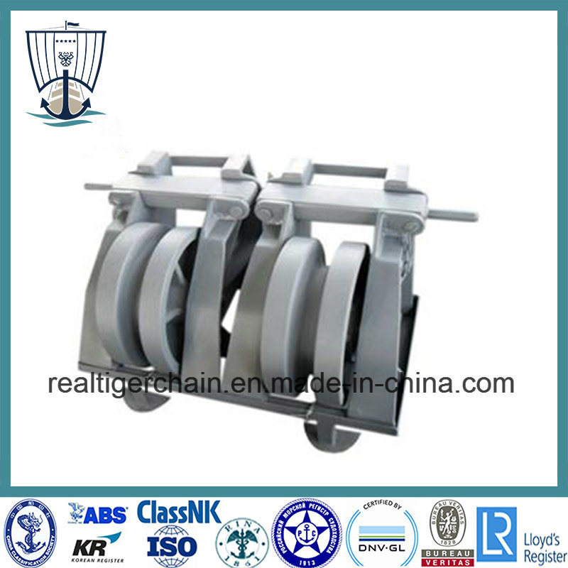 Casting Steel Roller Type Anchor Chain Stopper for Sale