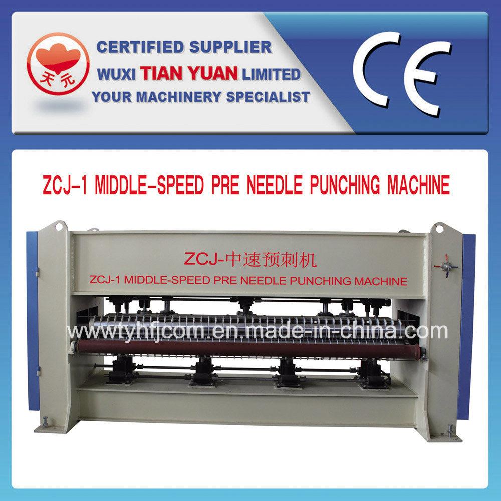 New Popular Needle Punching Machine (ZCJ-1)