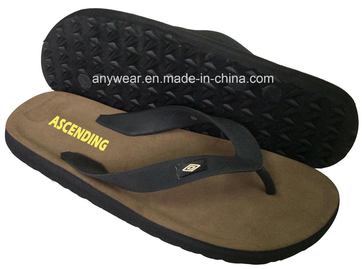 Men′s Flip Flop EVA Shoes Slippers (815-3191)