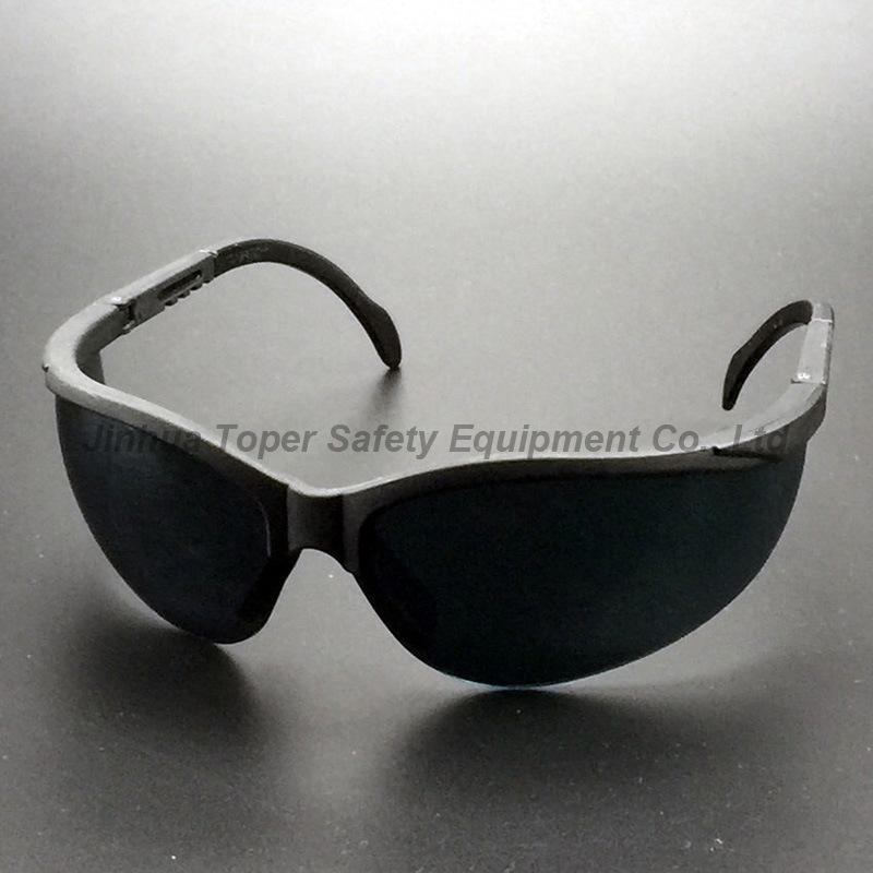 ANSI Z87.1 Adjustable Legs Safety Glasses Side Shields (SG107)
