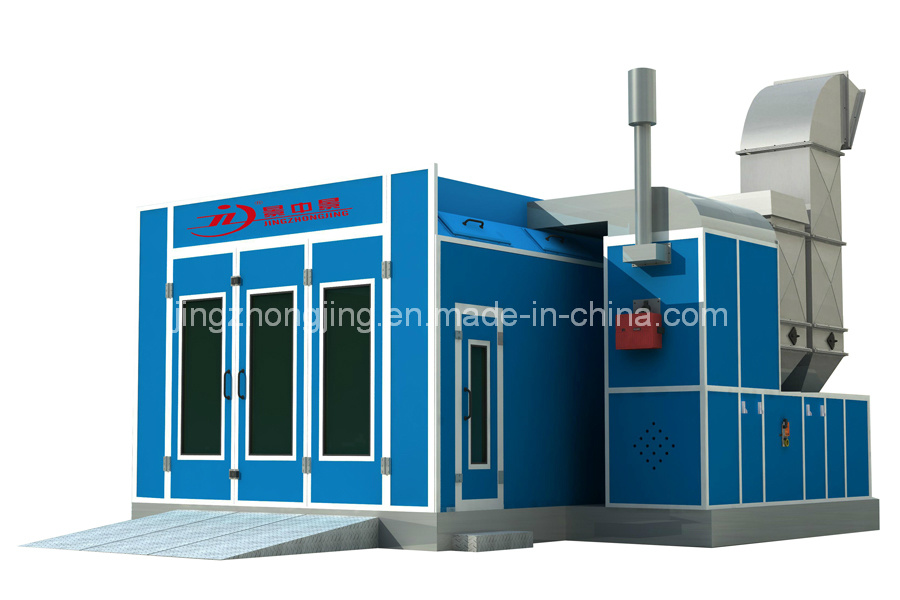 Car Spray Booth for Australia Market (JZJ-8000-AU-B)