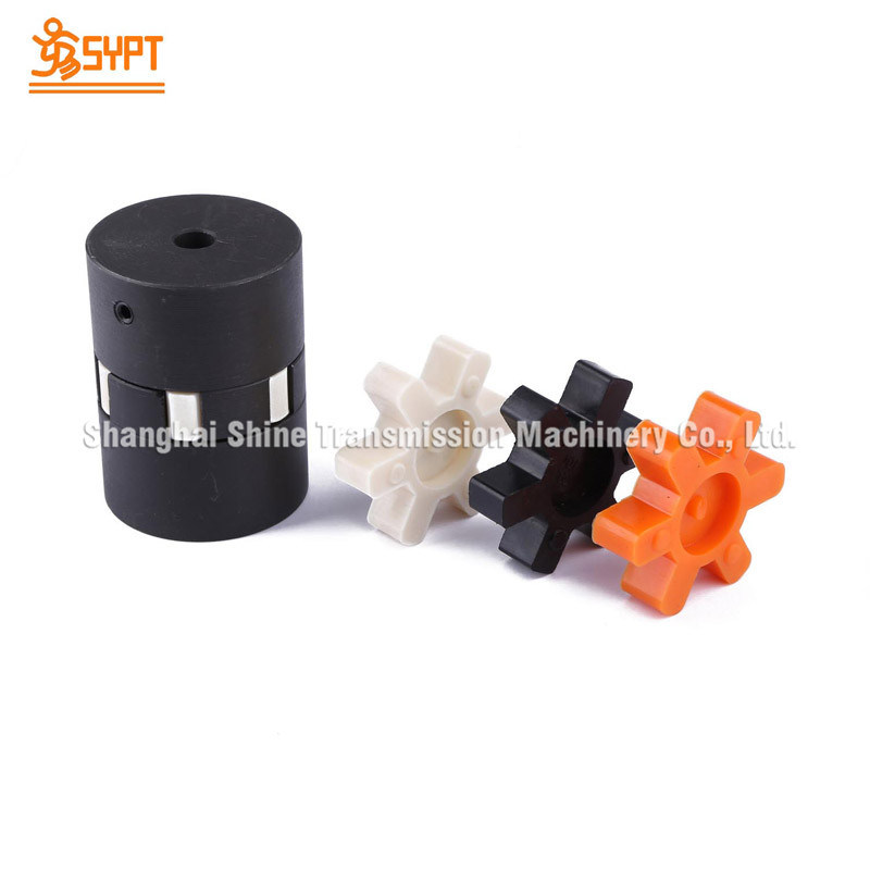 Cast Iron Flexible Jaw Coupling for General Shaft Connection (L035)