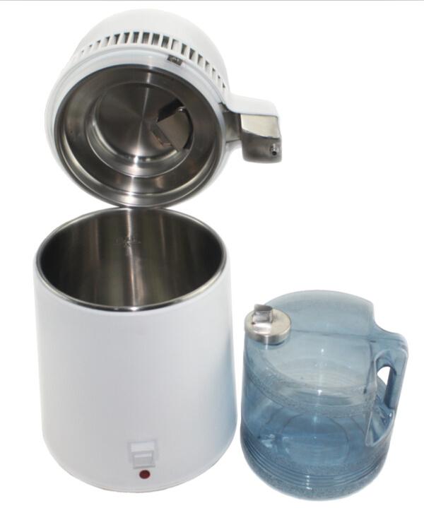 Hottest Sale New Model Water Distiller with Plastic Bottle
