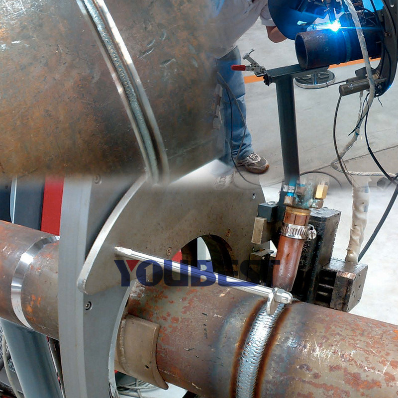 Orbital Automated Metal Small Pipe/Tube Inverter TIG Welding Machinery