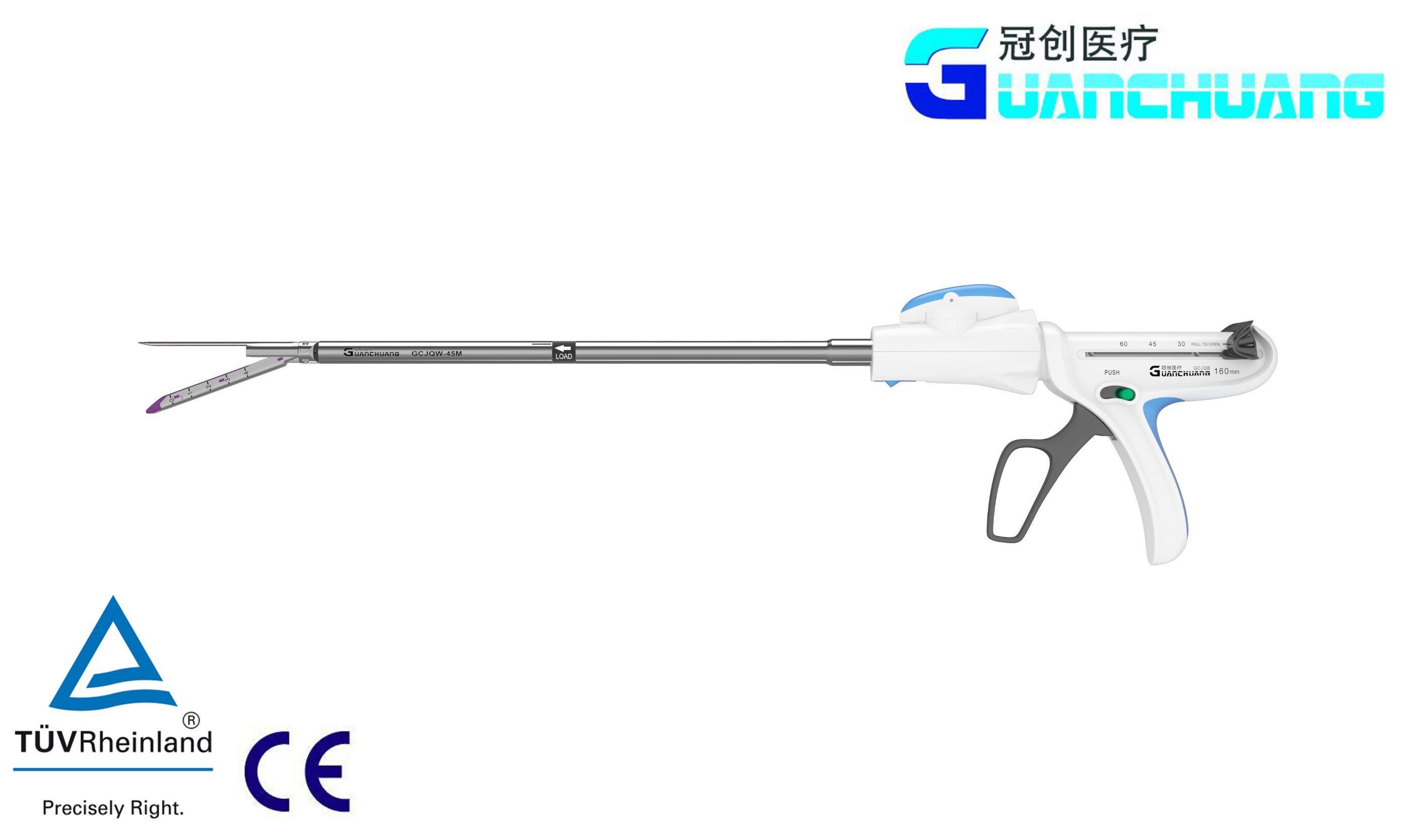 Disposable Endoscopic Cutter Stapler