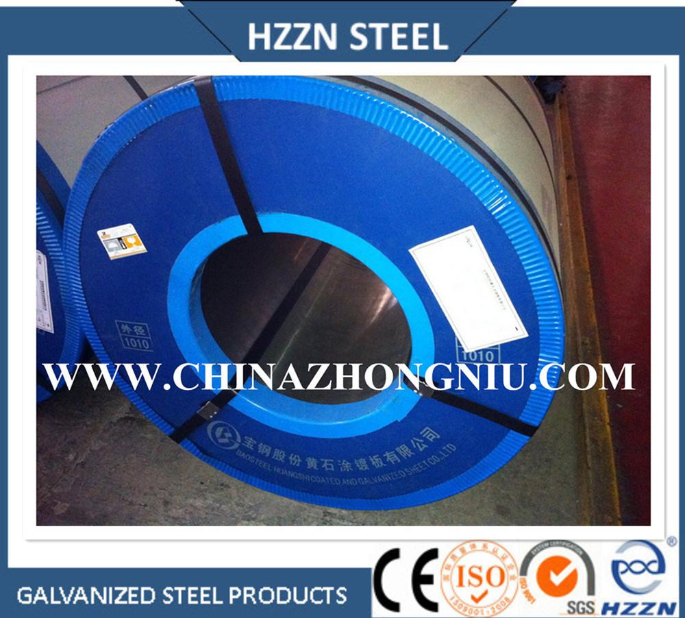 Prime Baosteel Galvanized Steel Coil