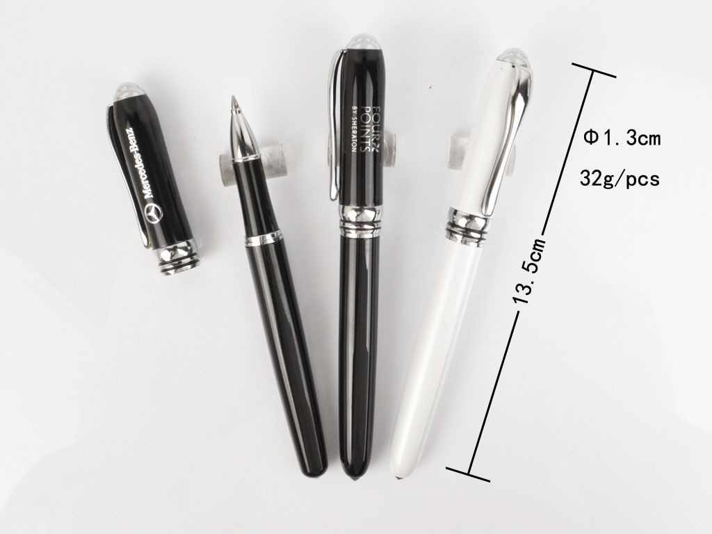 Type Metal Ballpoint Pen for Gift