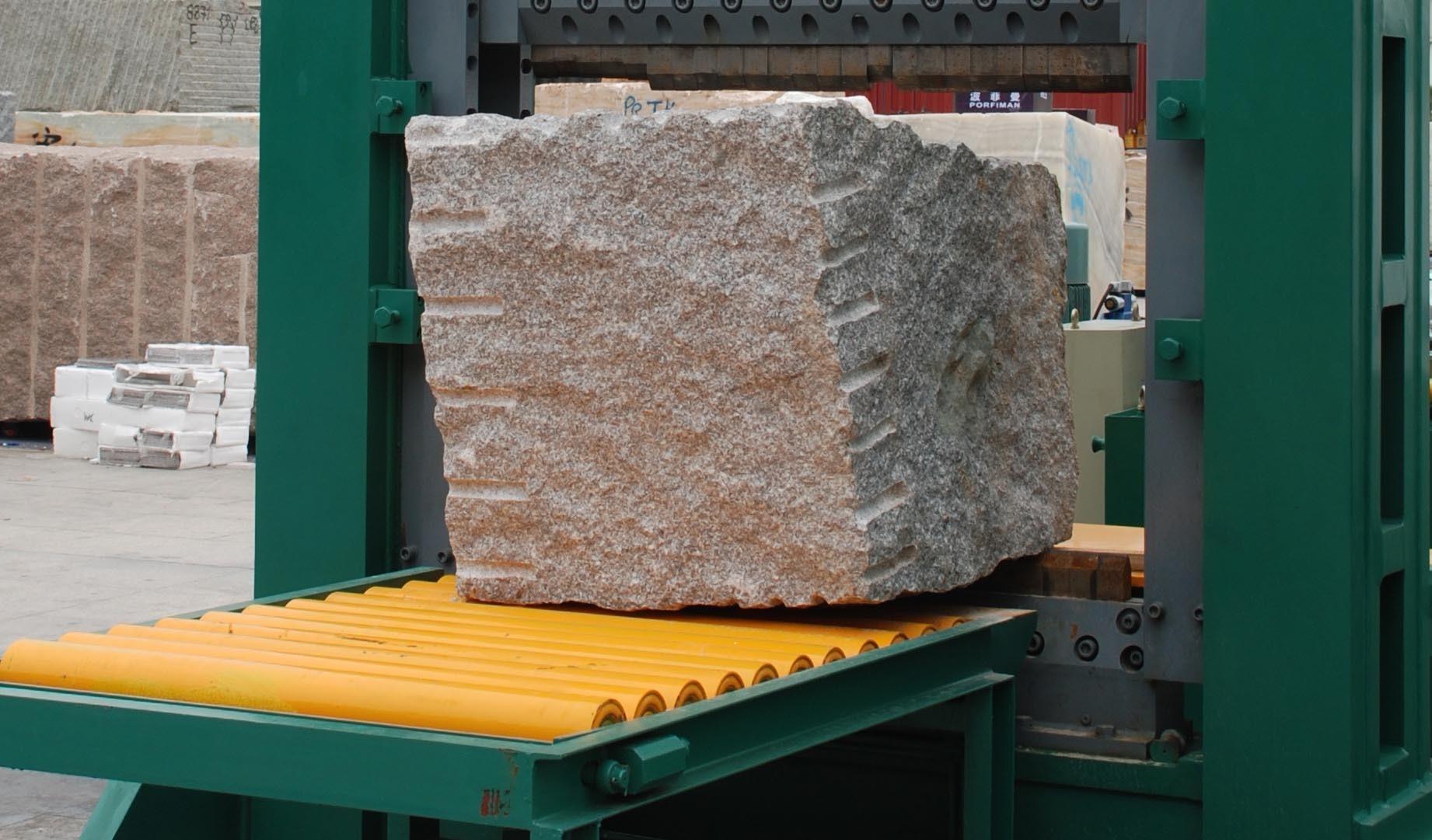 Interlocking Paving Stone Making Machine for Marble