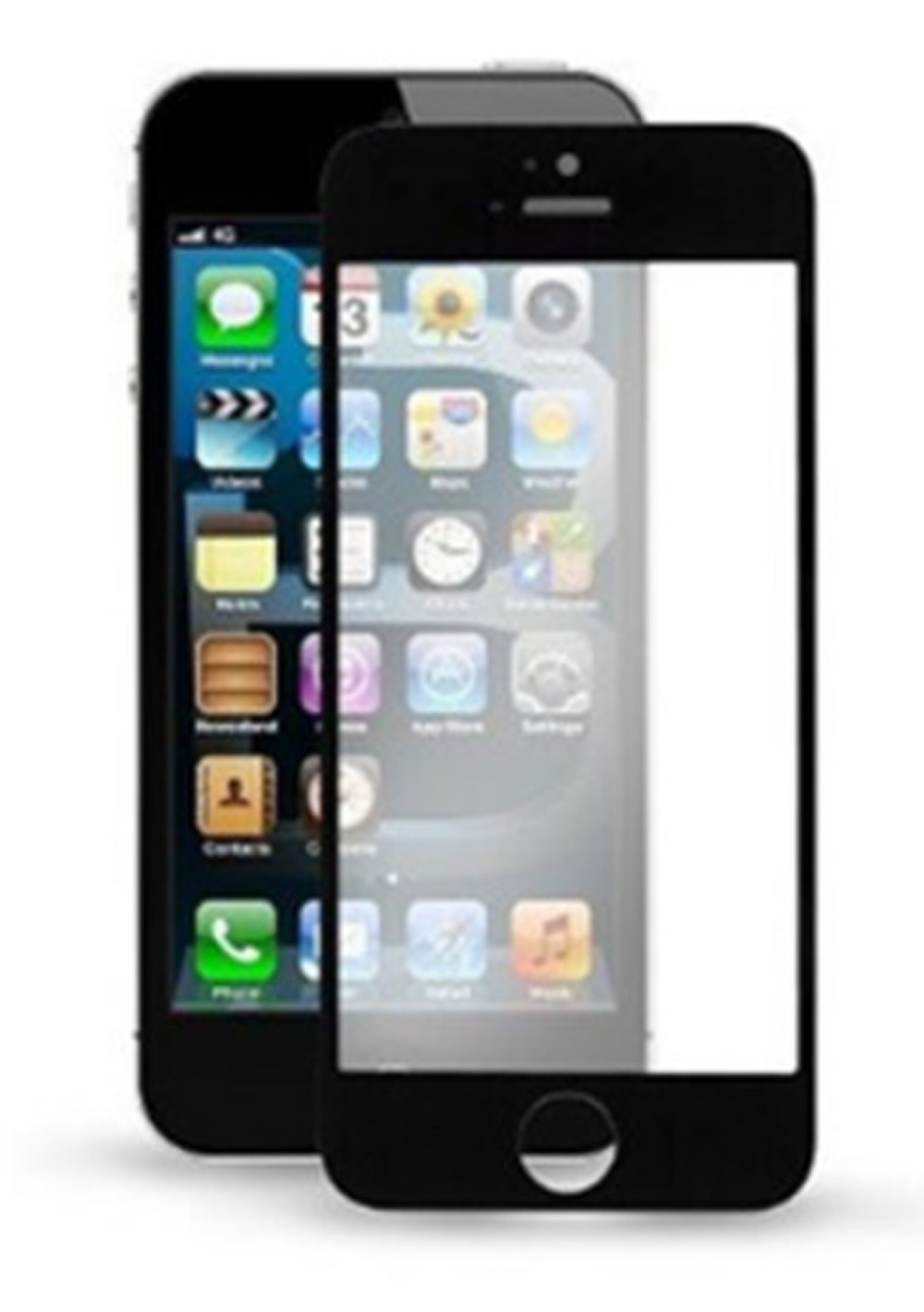 Front Outer Glass Lens Screen for iPhone4s Touch Screen Cover Repair