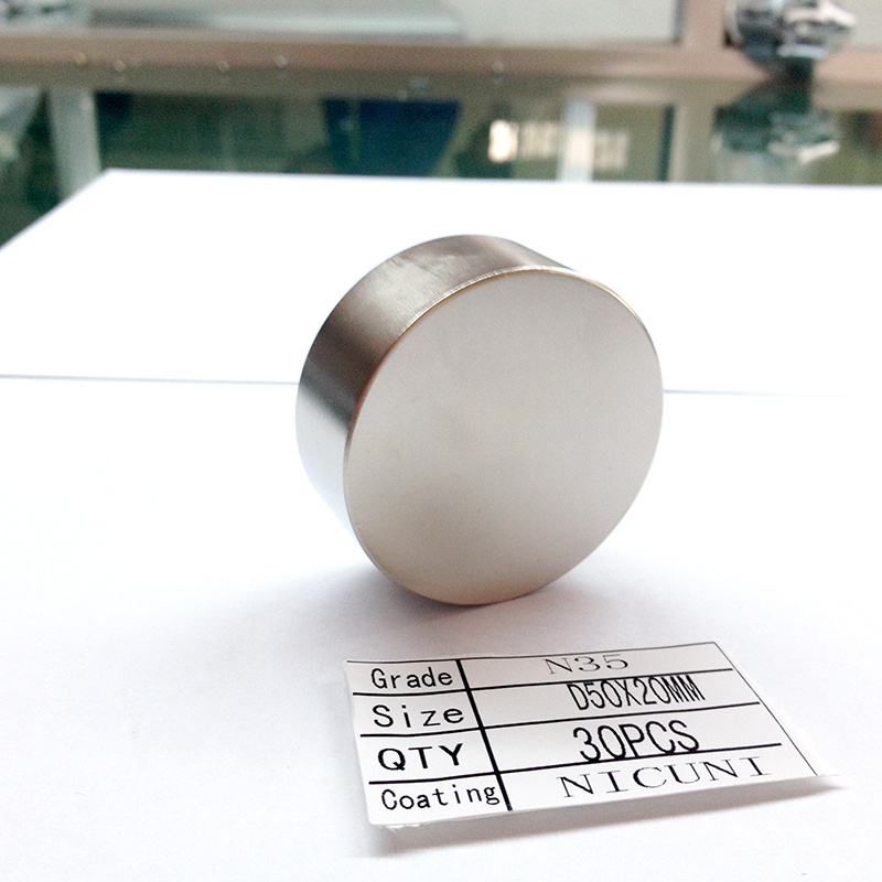 Rare Earth Magnet Neodymium Strong Magnet