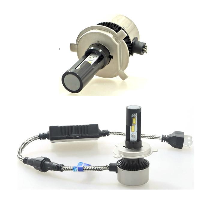 Canbus LED Car Light A3 H4 LED Headlight 6000k Auto LED Light 45W 6000lm High Power LED Bulb