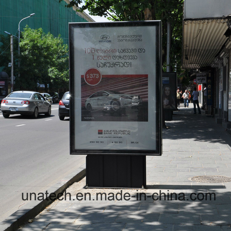 Outdoor advertisement LED Scrolling Billboard Lightbox