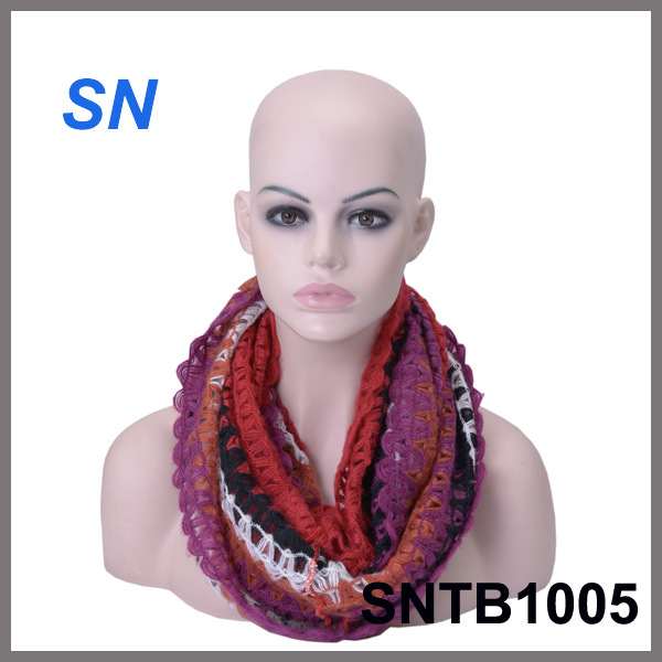 2015 Most Popular Winter Infinity Scarf for Women