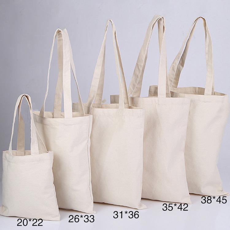 Canvas Handbag for Shopping