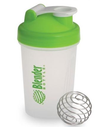 Good Quality Typical 400ml Shaker Bottle (KL-7011)