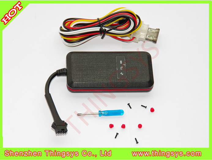 E-Bike GPS Tracker and Motorbike GPS Tracker for Motorcycle (TS-V6H)