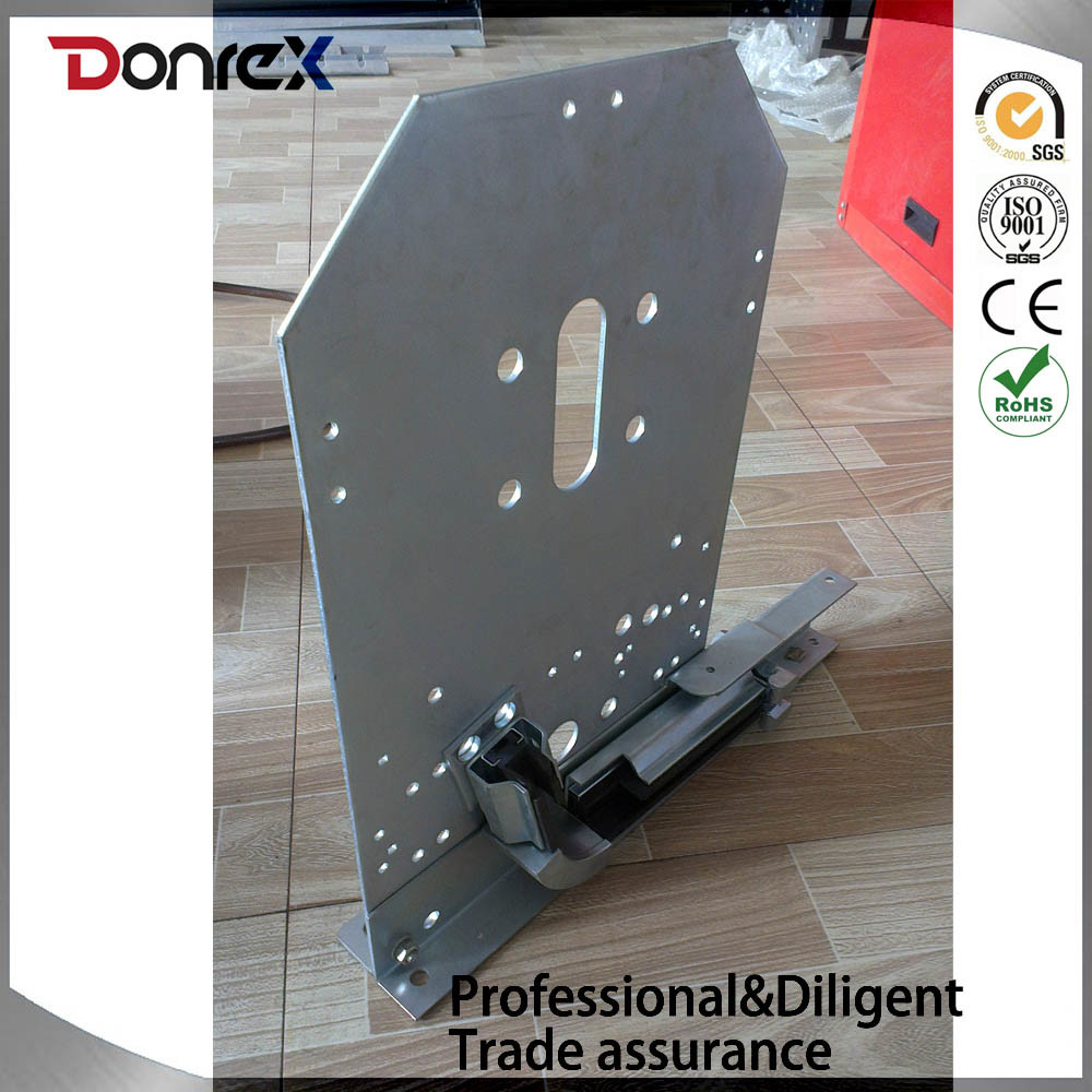 Custom Metal Fabrication Products Made in China