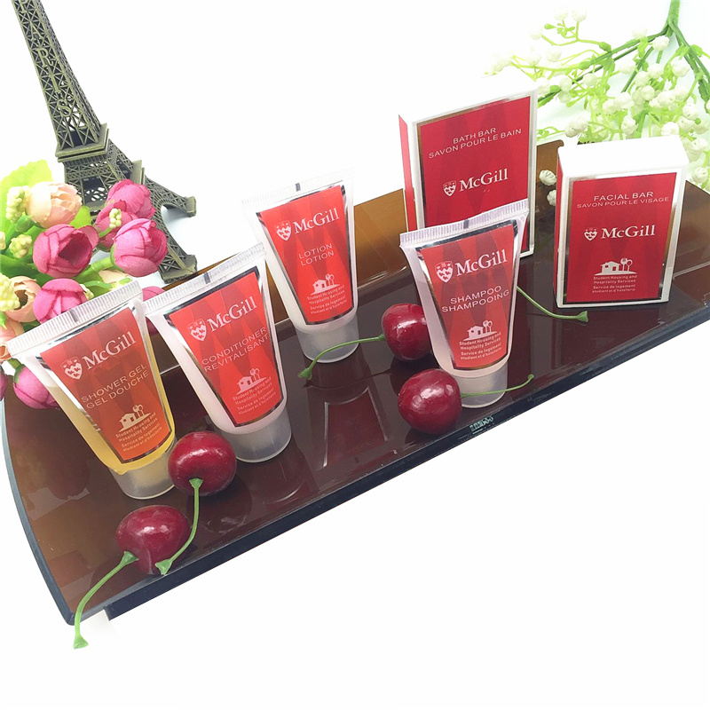 Luxury Hotel Amenities Set, France Perfume, High Quality, Amenities Factories