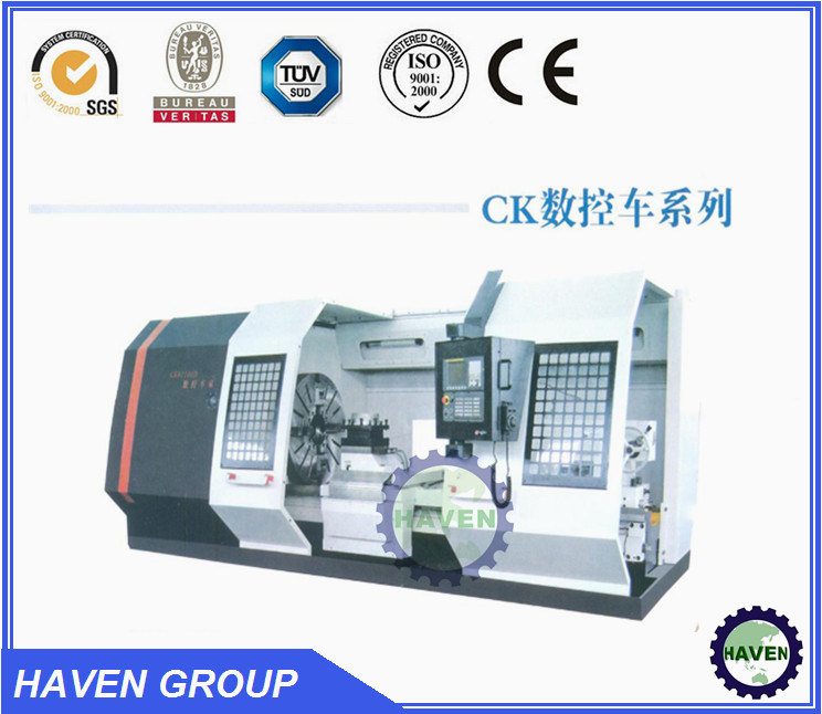 CK61100D series CNC Horizontal Heavy Duty Gap Bed Lathe Machine