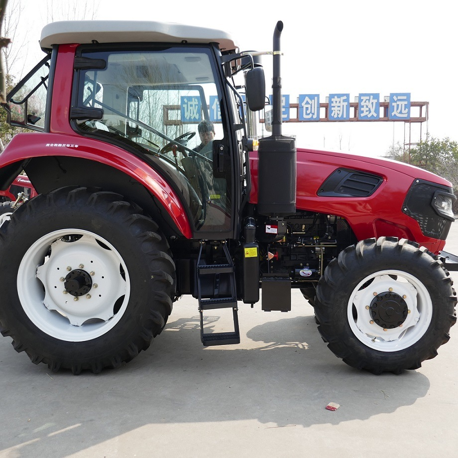 Agricultural Farm Wheel Tractor