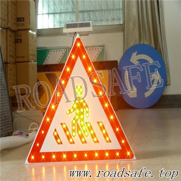 Traffic Sign Warning Triangle Car Emergency Reflective Sign
