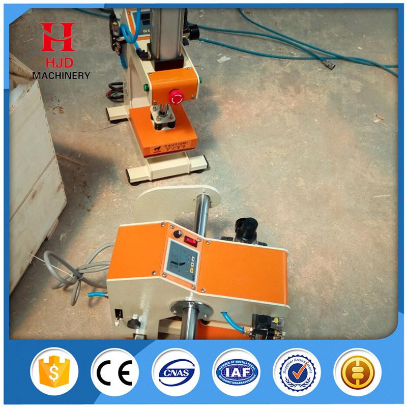 Low Price Pneumatic Mark Heat Press Machine