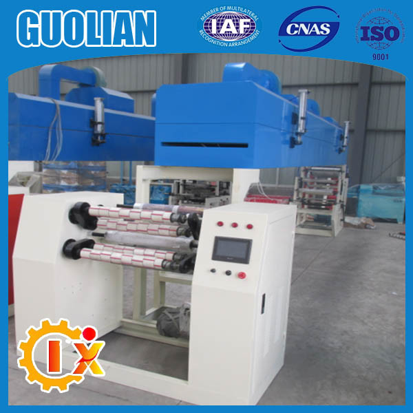 Gl-1000d High Standard BOPP Tape Machine Taiwan