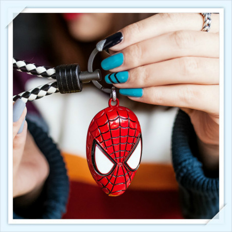New Design Spider Man Fashion Jewellery Key Chain