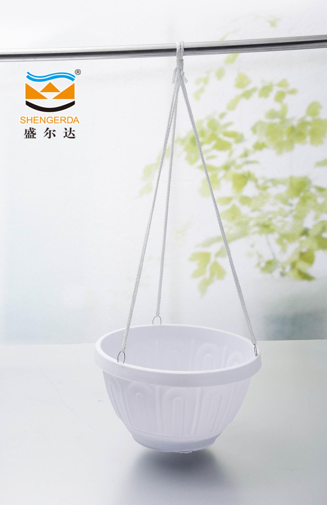 White hanging