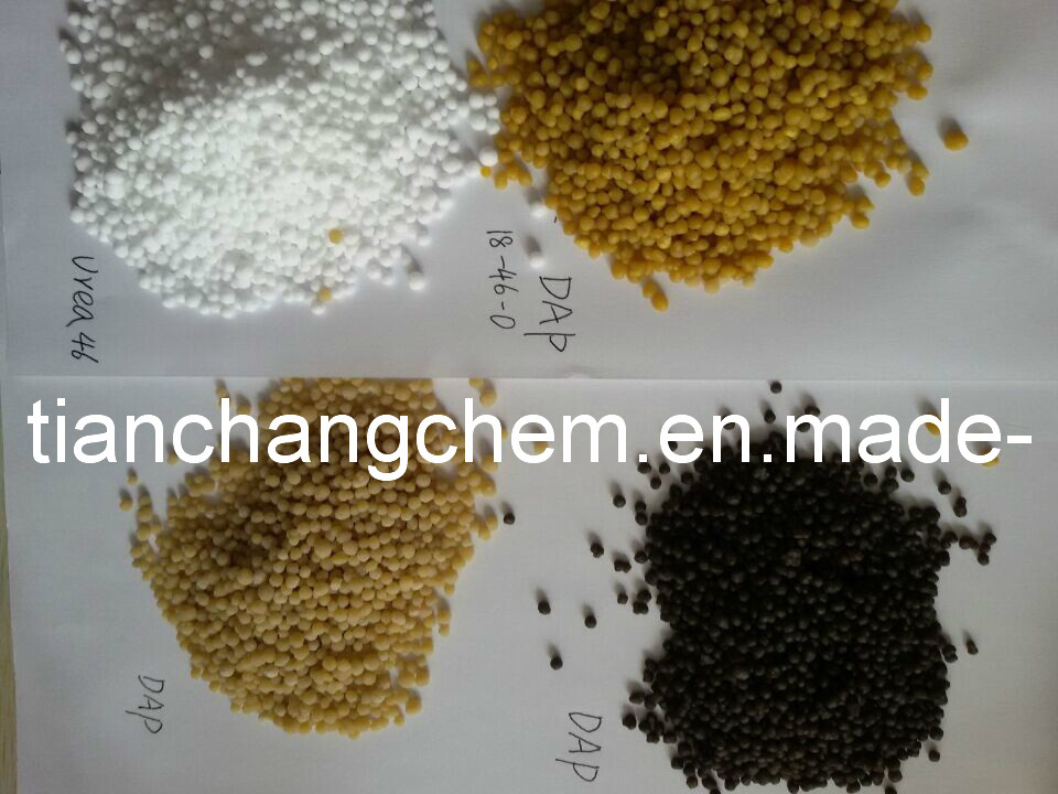 DAP Agriculture Fertilizer, Diammonium Phosphate 64%