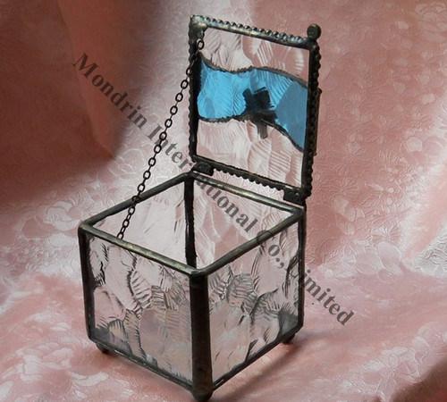 Glass crafts jewelry box jewelry box china jewelry box box for Glass jewels for crafts