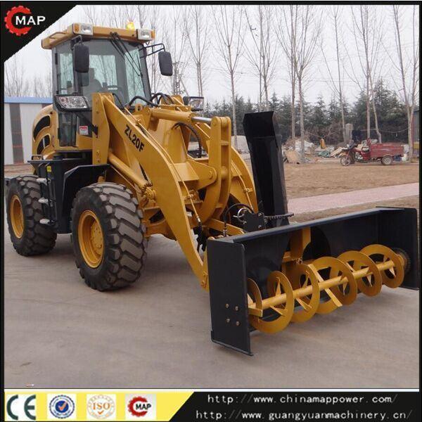2.0ton Front End Wheel Loader