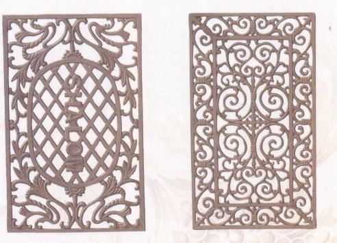 Doormat Iron Casting