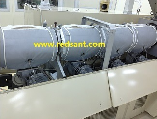 Plastic Extruder Machine Insulation, Energy Saving Extruder Barrel Insulation Blanket