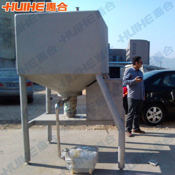Food Emulsifier Machines China Supplier