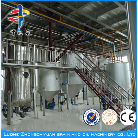Hot Sale Palm/Coconut Oil Refinery for Sale