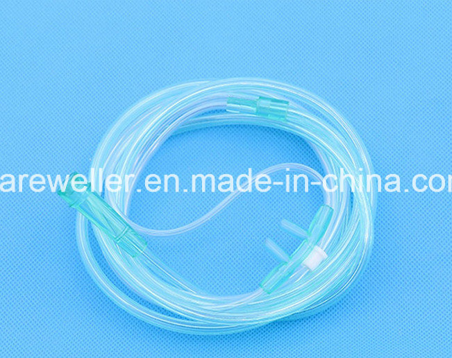 Disposable Medical Nasal Oxygen Cannula